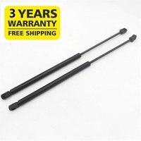 2pcs For Skoda Fabia MK2 2007 2008 2009 2010 2011 2012 2013 2014 2015 Car Styling