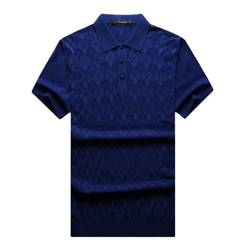 الملياردير الإيطالي كوتور t قميص الرجال 2017 جديد أسلوب التجارة الراحة عارضة بلون هندسية مصممة الشحن المجاني-في تي شيرتات من ملابس الرجال على  مجموعة 2