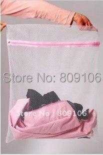 WHOLESALE , Washing large size50*60cm /Laundry Mesh Care Wash Bag For Bra lingerie,free shipping