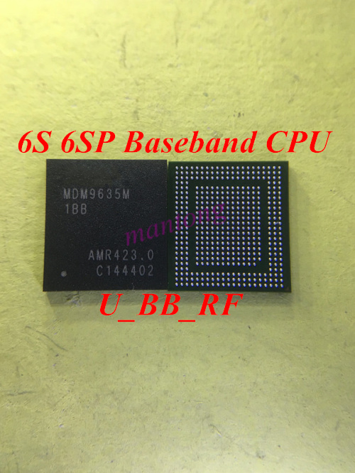 2pcs/lot MDM9635M U_BB_RF  Baseband CPU for iphone 6S 6SP 6S-plus2pcs/lot MDM9635M U_BB_RF  Baseband CPU for iphone 6S 6SP 6S-plus