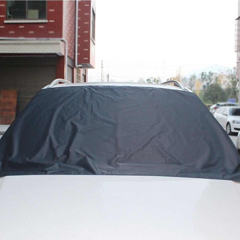 Vehemo защита для переднего окна, снега, авто солнцезащитный щиток для автомобиля, солнцезащитный козырек для грузовика, лобовое стекло, солнцезащитный козырек, автомобильный блок, протектор, прочный внедорожник