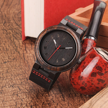 BOBO BIRD V-P30 Bamboo Wood Wrist Watch Unisex High Quality Chinese Products 43.8mm Clock New Arrivals 2018 saat