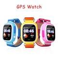 Smartwatch Relógio Bebê Q90 Touch Screen WIFI Posicionamento GPS Relógio para Crianças SOS Chamar Localizador Rastreador Localizador PK Q50 Q60 S22