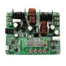 1 шт. Новый D3806 NC DC Постоянный ток источник питания понижающий модуль Напряжение Амперметр электронные компоненты и поставки