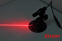 250mW 660nm Focusable Red laser module  Line, 16X68mm DC3.3-5V