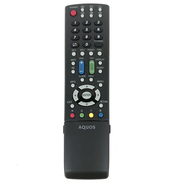 NEW Original remote control GA612WJSB For SHARP LCD LED TV Fernbedienung