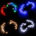 Venta caliente Estrella del LED Luces de la Secuencia Solar Luces de Cadena Al Aire Libre Grande En Forma de Estrella Cubre blanco Cálido