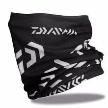 Summer Daiwa Scarf outdoor Magic scarf wind proof Sunscreen seamless Variety for Cycling Climbing Summer Fishing scarf