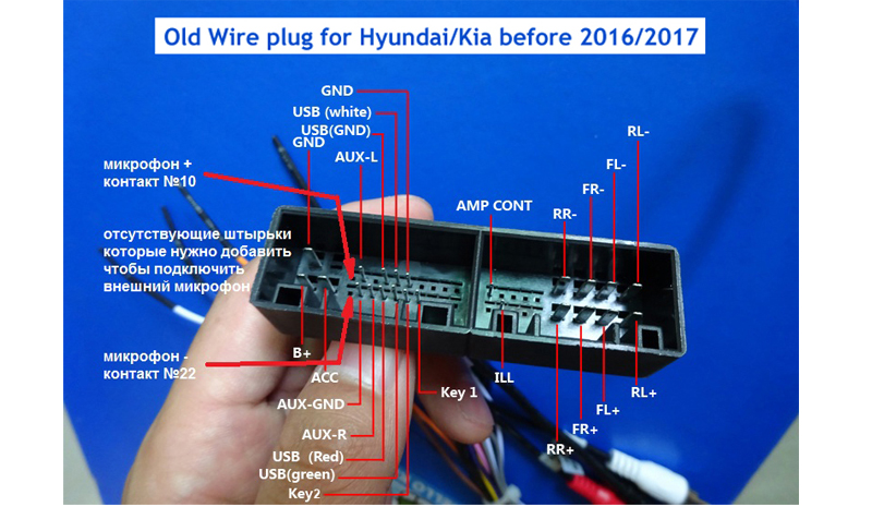 hyundai creta power cable