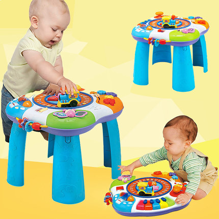 Free Shipping Piano Baby Activity Table Musical Baby Discovering Toy Baby  Desk In Walkers From Mother U0026 Kids On Aliexpress.com | Alibaba Group