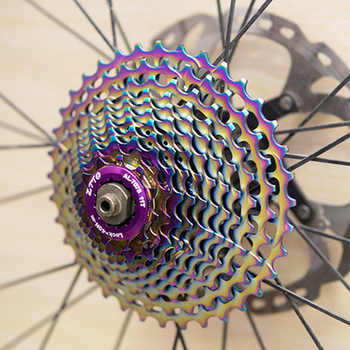 ZTTO Road bike 11 Speed SLR Colorful Cassette UltraLight 11-28T Gravel bike 11-36T 11Speed 11-34 K7 11V 11-32 CNC