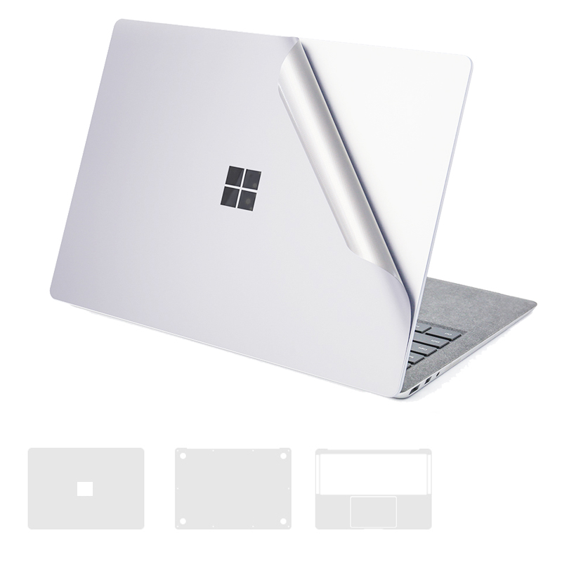 XSKN Surface Book 2 Body Cover Protective <font><b>Stickers</b></font> Skins for 13