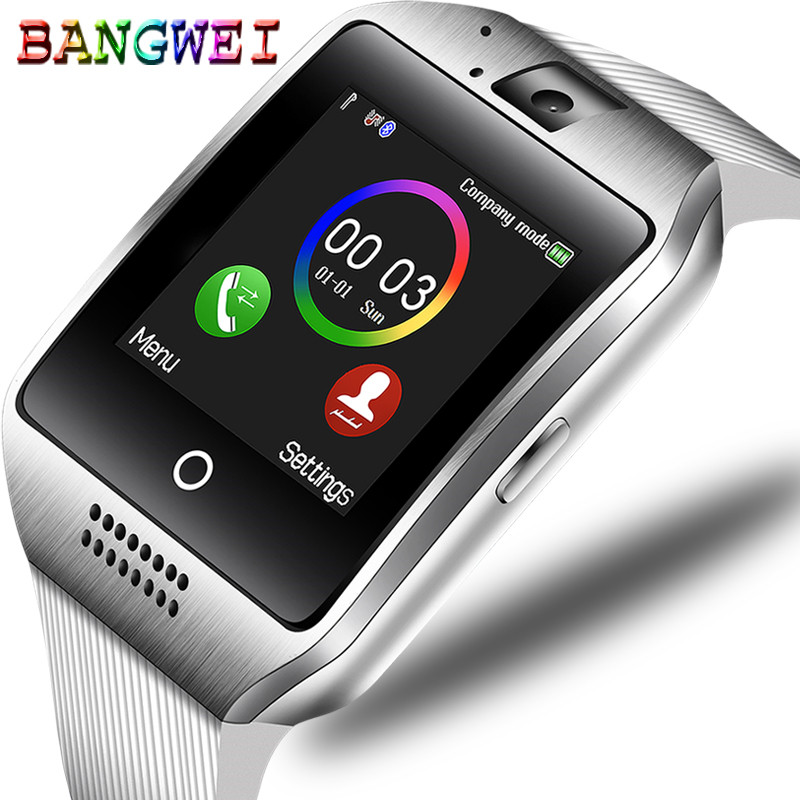 Fitness Sports Watch Men Digital Watch Bluetooth Remote Control Camera Smart Watch Applicable to Android Phone Support SIM CardFitness Sports Watch Men Digital Watch Bluetooth Remote Control Camera Smart Watch Applicable to Android Phone Support SIM Card
