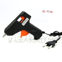 Art Craft Repair Tool 20W Electric Heating Hot Melt Glue Gun Sticks Trigger -B119