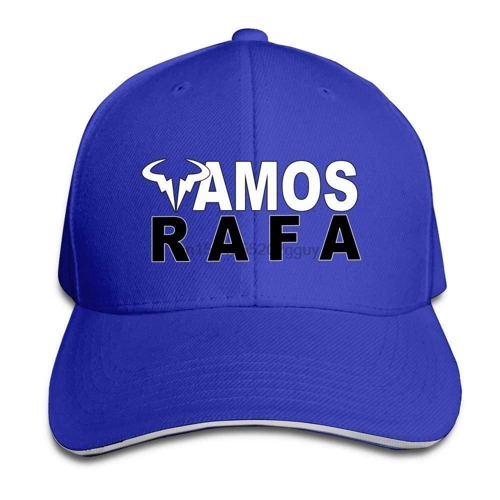 Rafael Nadal Rafa Vamos Logo Beanie Cap Ash-in Men'