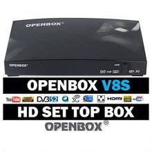 OPENBOX V8S Full HD 1080 P de Alta Definición Inalámbrica WIFI Receptor de Satélite Freesat PVR TV Box Enchufe UE