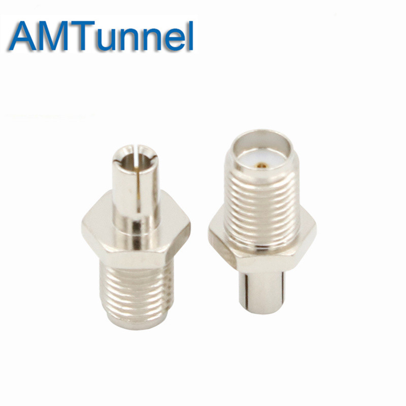 4g Antenna Connector 2pcs SMA Female Jack To TS9 Male Plug RF Work For 3g 4g Atennna To Connect With Router
