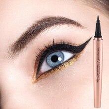 Black Eyeliner Pencil Waterproof Pen Precision Long-lasting Liquid Eye
