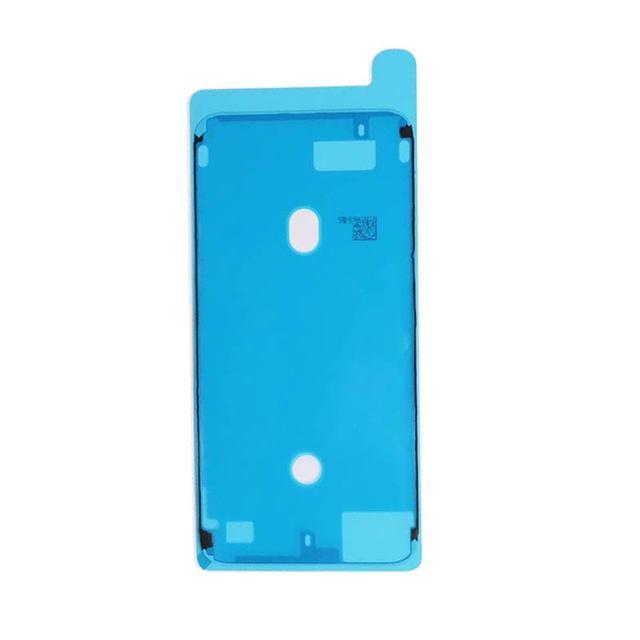 1 piezas etiqueta engomada impermeable para iPhone6S 8G 8 P X 7 P 7G 6 s plus adhesivo Pre -Corte pantalla LCD marco cinta piezas de reparación
