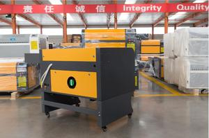 Image 4 - משלוח חינם 50w 4060 co2 לייזר חריטת מכונת, 220 v/100 v לייזר מכונת חיתוך CNC, תצורה גבוהה לייזר חרט