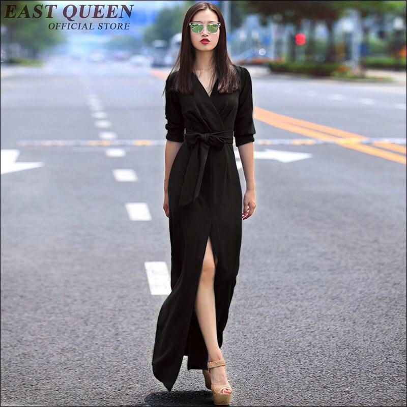 2017 New Winter Spring Women Dress Casual Long sleeve V-neck Elegant Bodycon dress Work Party Dresses vestidos KK1232