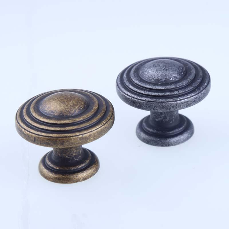 30mm rustico retro style furniture knobs antique iron drawer cabinet knob pull antique brass dresser kitchen cabinet door handle салатник rustico малый 1179930