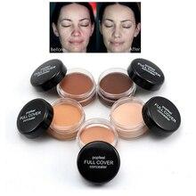 Popfeel Women Face Makeup Hide Blemish Concealer