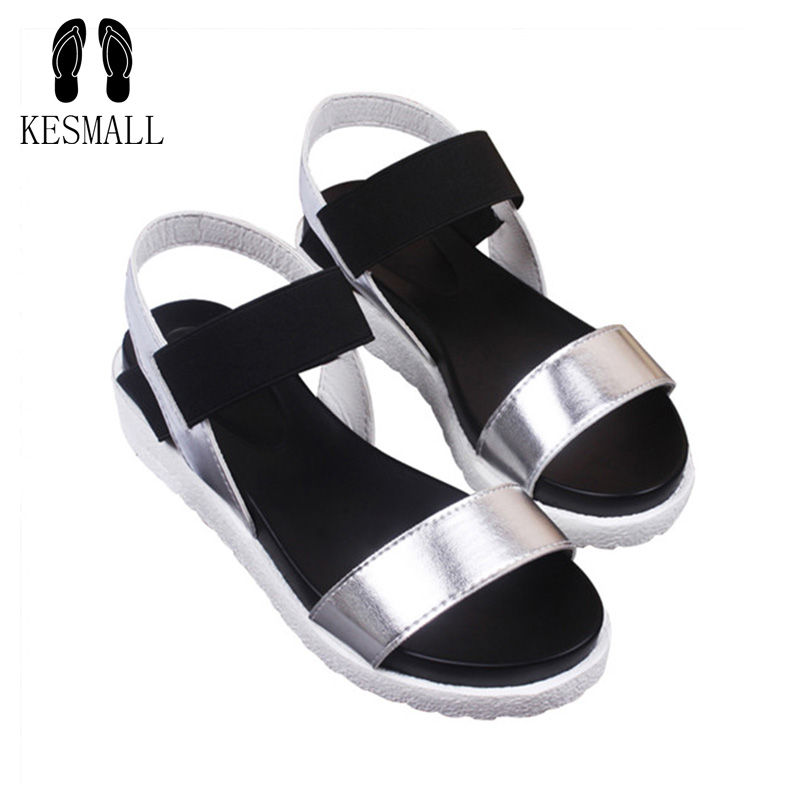 Wedges  Rubber Cross tied Women Sandals Gladiator Sandals Women 2017 Hot Summer Women's Shoes Beach 4 Colors Medium Heel WS1 phyanic 2017 gladiator sandals gold silver shoes woman summer platform wedges glitters creepers casual women shoes phy3323