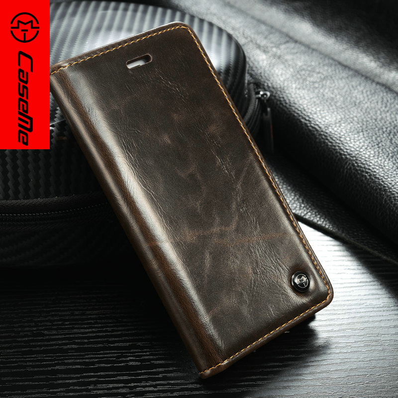 wallet for iphone 6 plus caseme retro wallet for iphone 6 plus 6s plus luxury 18167