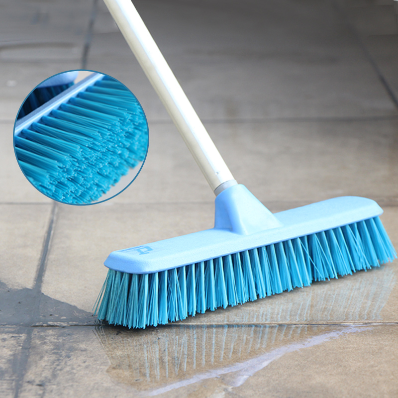 Floor Scrub Brush With Adjustable Long Handle Cleaning Brush Toilet Cleaning Tools Sweeping Broom For Bathroom Kitchen Walls Cleaning Brushes Aliexpress