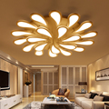 NEO Gleam Modern Led living room bedroom led ceiling lights home deco fixture modern acrylic led ceiling lamp for kids room