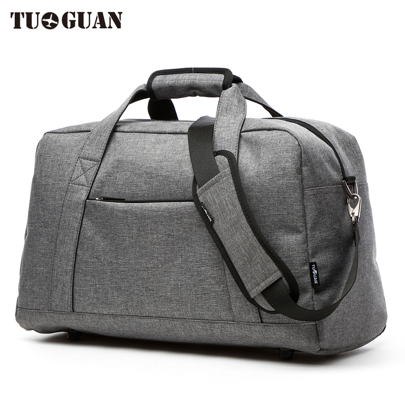 TUGUAN Men Business Travel Package Travel Portable Luggage Bag Lady Fashion Short Distance Trip Bag 2018 men s backpacks mobile short distance travel bag large capacity luggage sports gym bag male travel bag