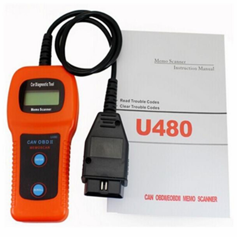 u480 obd2 can bus engine code reader u480 code reader. Black Bedroom Furniture Sets. Home Design Ideas