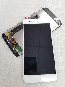 Image 4 - Высококачественный ЖК дисплей с рамкой для XiaoMi Mi A1, сменный ЖК экран для XiaoMi 5X/A1, ЖК дигитайзер в сборе