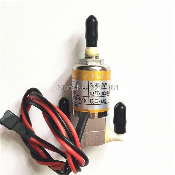 5X Outdoor large format printer Infinity Challenger Crystaljet Myjet JHF Vista 3 ways solenoid valve 8W