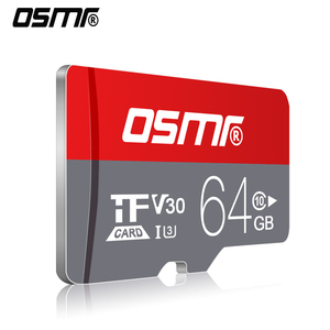 FLASH memoria Micro SD card U3