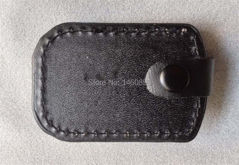 B6 Keychain Leather Key Case For Car Alarm Starline A61/A91/B9/B6/B91/B61/V7 Lcd Remote Control FX 3/5/7 Jaguar Ez-one EZ-6 EZ-5