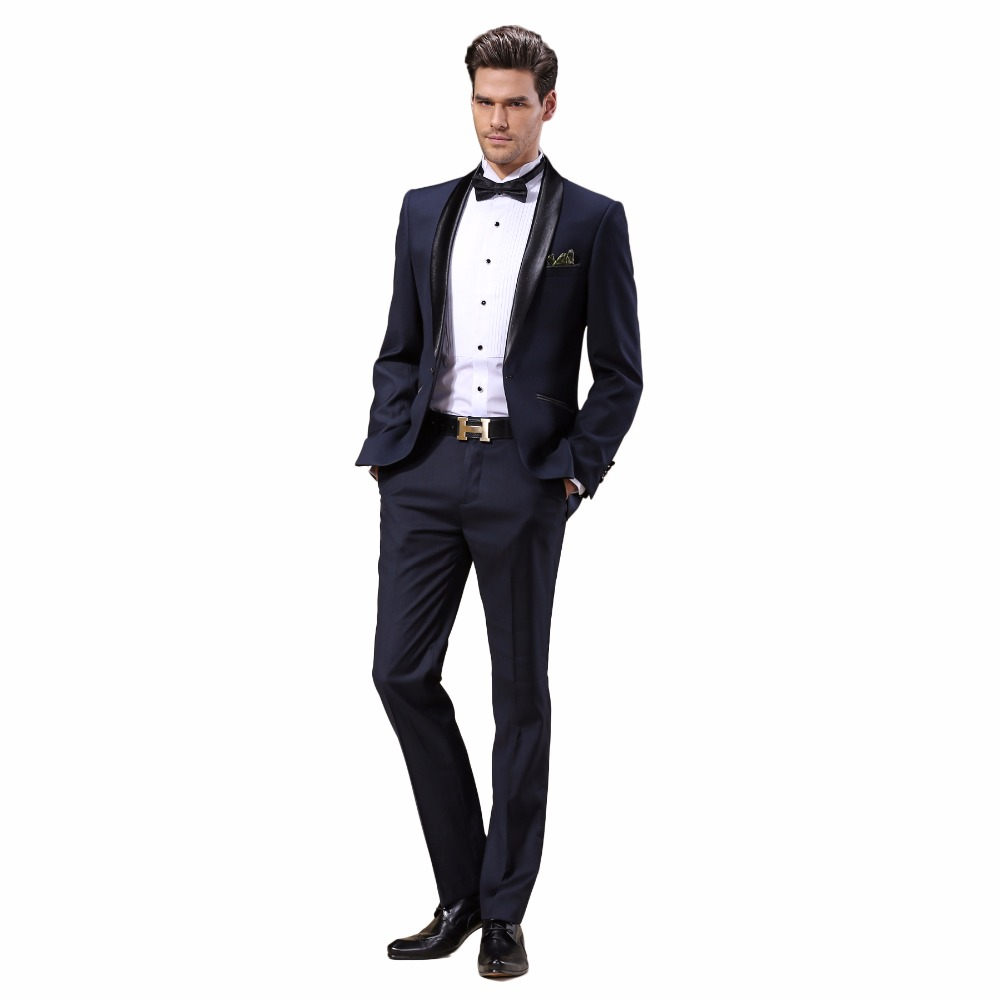 e3b1f5ad73 DARO 2019 New Arrival Male Wedding Dress Tuxedos Men's Party Suit Slim Fit  Full Dress DARO8800-in Suits from Men's Clothing on Aliexpress.com |  Alibaba ...