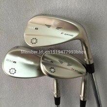 Golf Clubs SM6 coins droitier acier 3 couleur 52/54/56/60 Trois pcs à acheter moins cher shpping libre