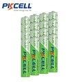16 Unids * PKCELL Pilas AAA Baja Autodescarga Ni-MH 850 mAh 1.2 V Batería Recargable AAA 3A Batería Baterias