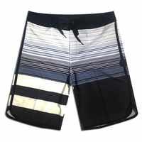 2019 nuevos pantalones cortos deportivos de marca para hombre de secado rápido para la playa pantalones cortos elásticos para surf Fitness gimnasio pantalones cortos Phantom
