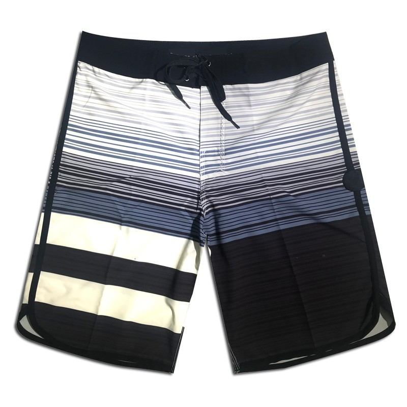2019 Summer New Sports Brand   Board     Shorts   Mens Quick Dry Beach   Shorts   Elastic Surfing Fitness Gym   Shorts   Phantom Boardshorts