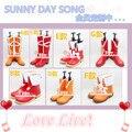 Lovelive Nico Eli Honoka Nozomi Kotori Umi Maki Rin Hanayo Cosplay Zapatos Corto Botas Largas Zapatos de Halloween Navidad