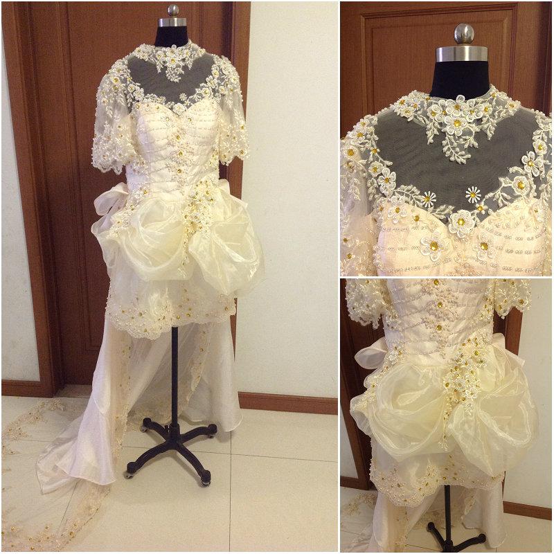 Belle Ball Gown Dress