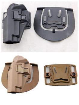 ARMY BLACKHAWK TACTICAL CONCEALMENT LEFT-HAND HOLSTER FOR SIG SAUER P226 P229