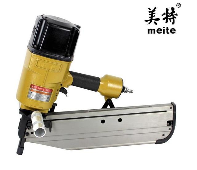 Industrial grade strip nailer gun SF13021 pneumatic strip nailer Air ...