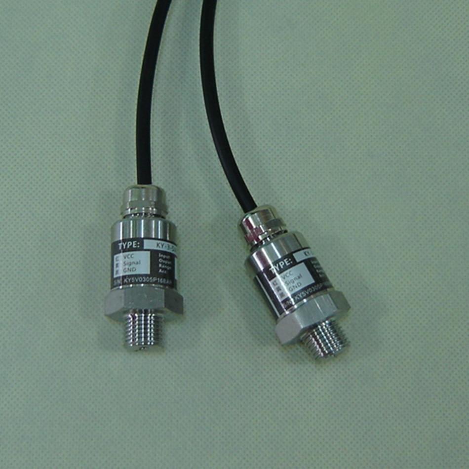 Pressure Sensor Frequency Conversion Pump Water Pressure Sensor Three-wire Voltage Type Range 0-16Bar