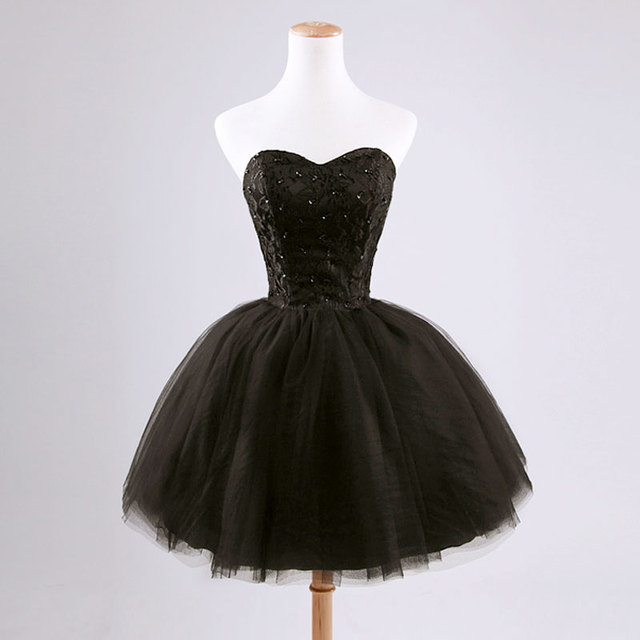 28f0fff803e9ea Gratis schip vrouwen dames zwart sluier kant kralen tutu ballet jurk  prinses tutu jurk sprookje