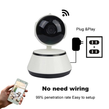 Baby Monitor Ip wifi 720hd Camera Baby security Video Nanny Electronic Baba Mini Wireless Security Cameras For Home Baby Phone 3
