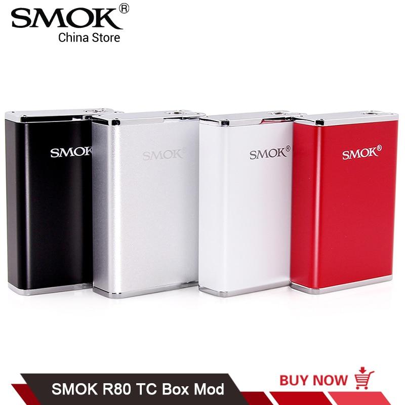 купить SMOK Micro One R80 Mod 4000mah Electronic Cigarette Mod fit for Micro TFV4 TFV12 Prince Kit Vaporizer VS SMOK MAG Alien T-PRIV по цене 1353.15 рублей